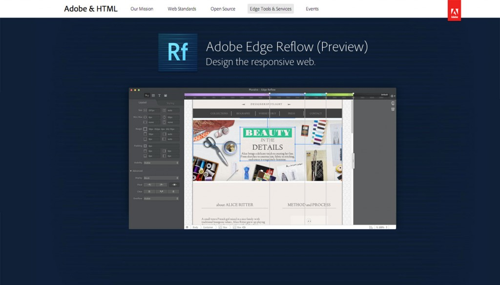An introduction to Edge Reflow