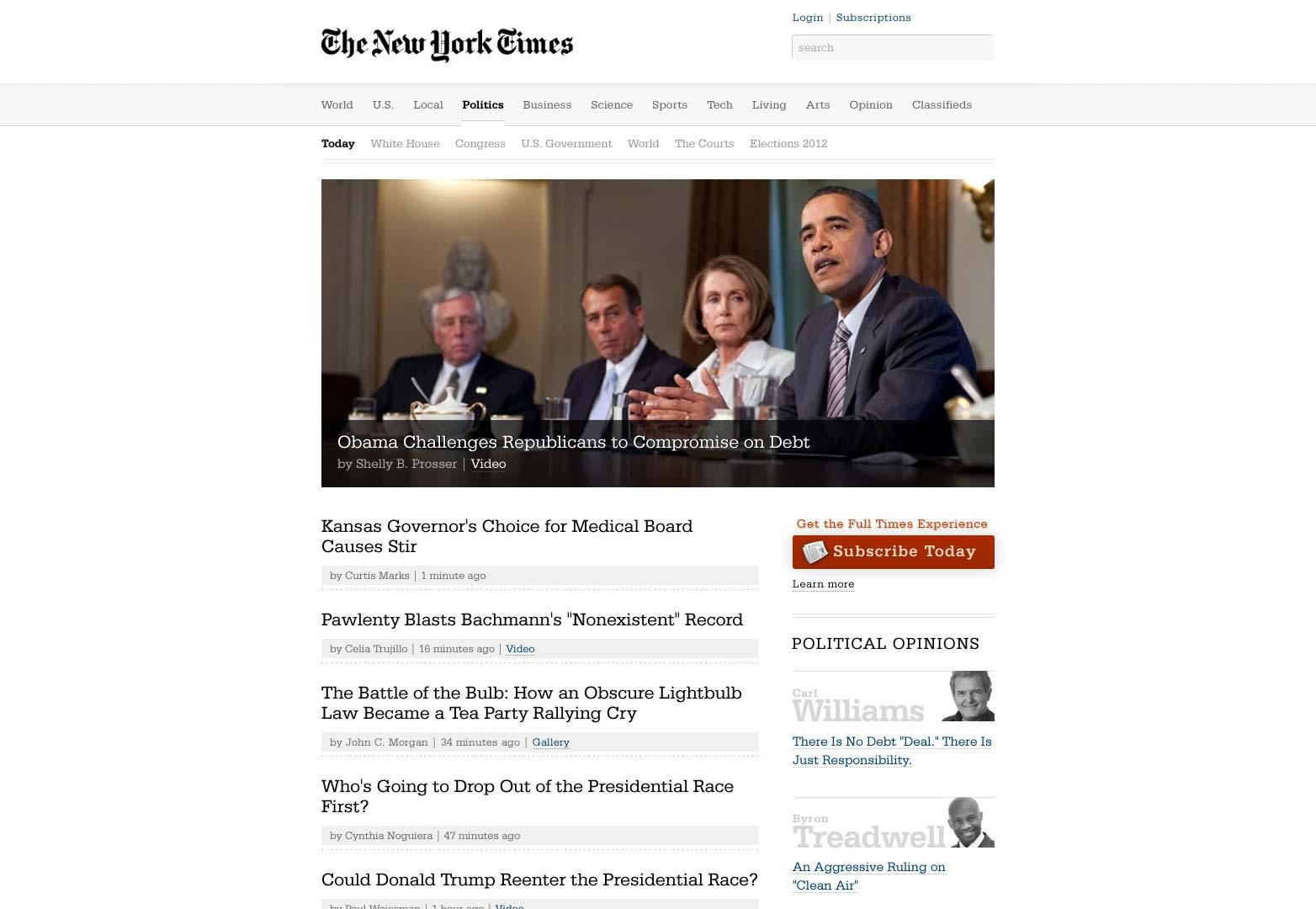 Rutledge NYT