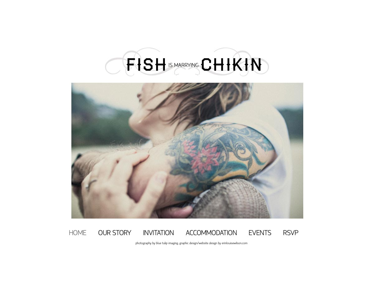 chikin and fish