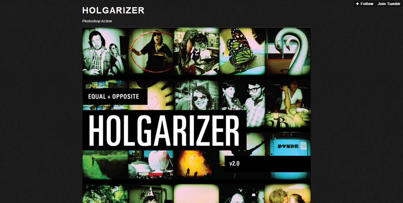 ACT-Holgarizer