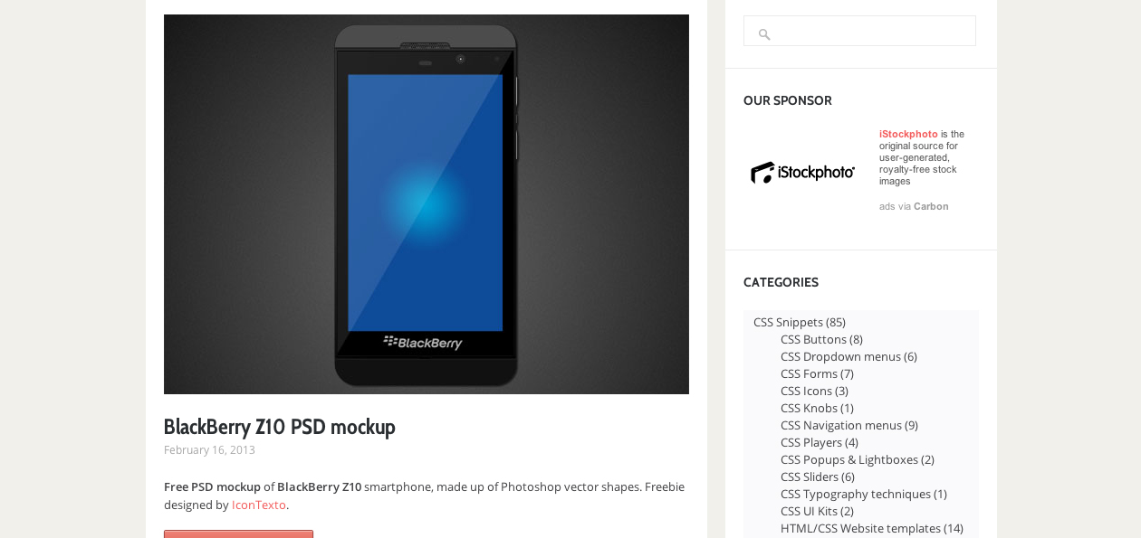40+ free PSDs and actions for mock-ups | Webdesigner Depot