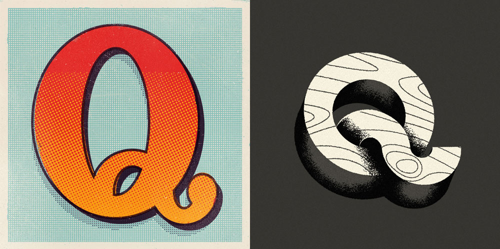 Type Fight - Q