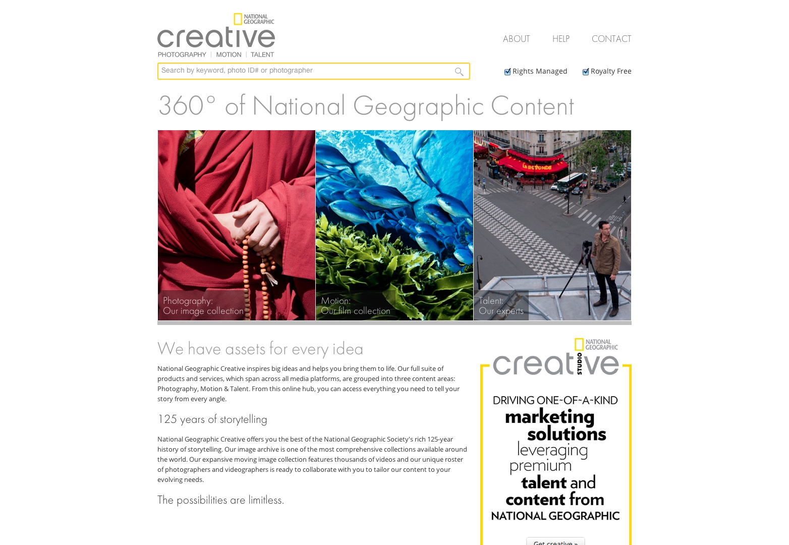Stock Photography, Royalty-Free Images, Motion and Talent | National Geographic Creative