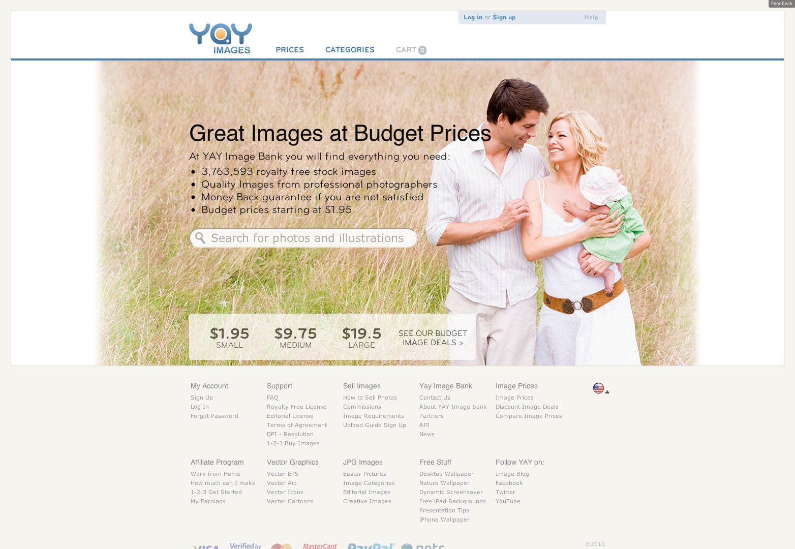 YAY - Quality Stock Images & Illustrations from only $1.95