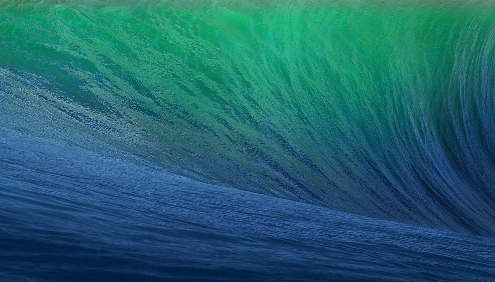 Free OSX Mavericks wallpaper