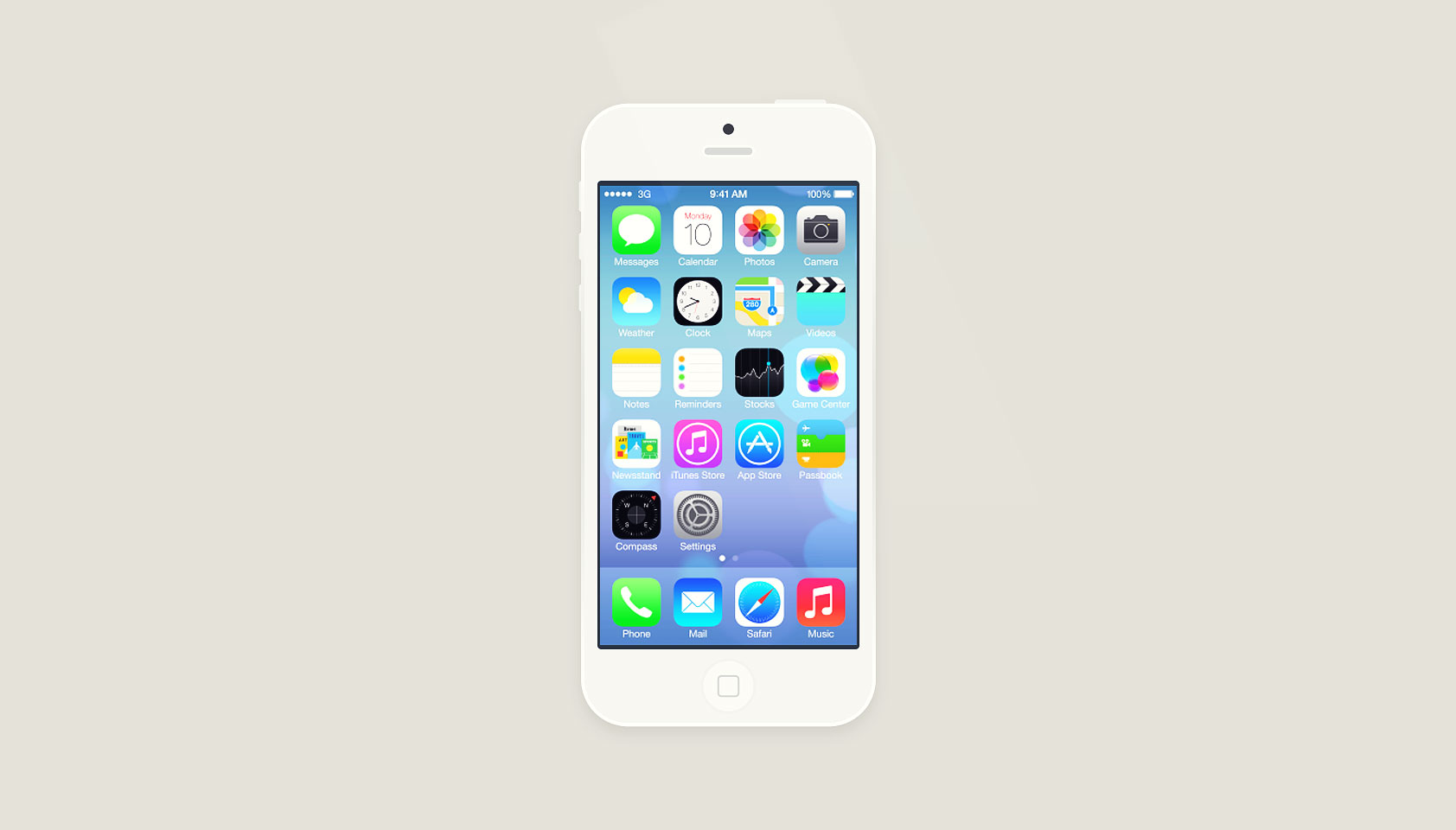 iOS7 icons, love them or hate them?