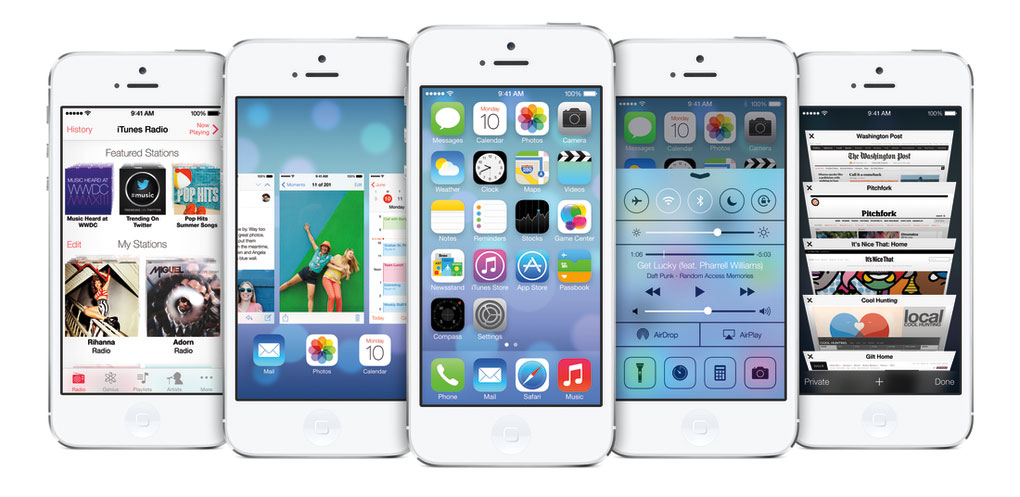 Apple hits and misses with iOS7 at WWDC
