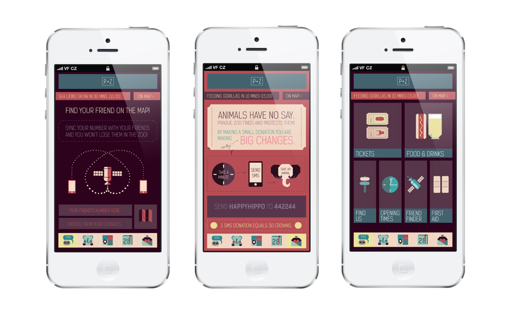 20 Beautifully Designed Smartphone Apps  Webdesigner Depot