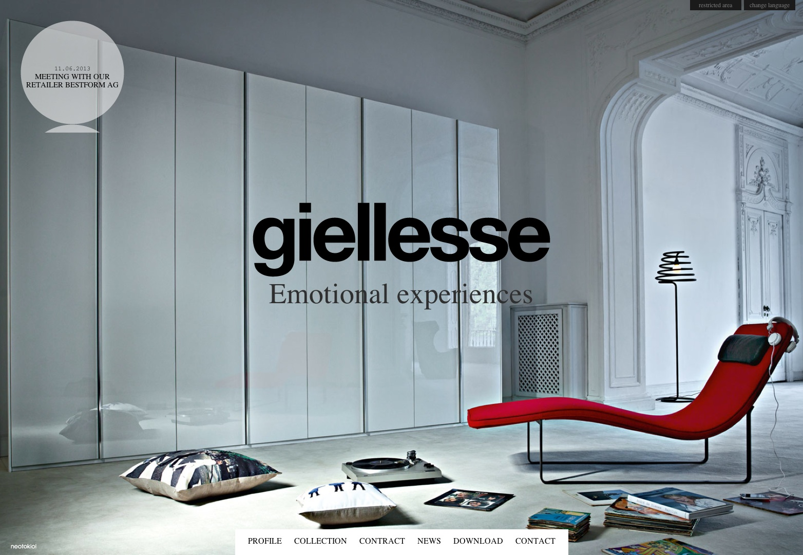 Giellesse | Home