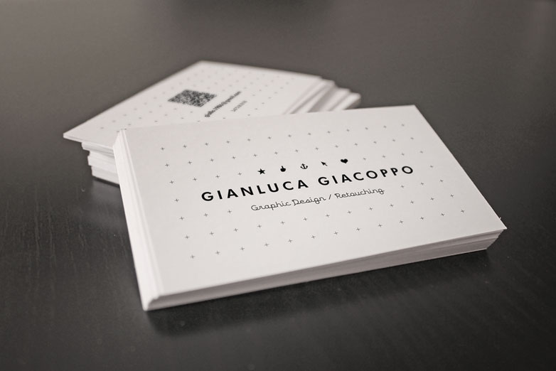 card realistic psd mockups 8 - Template For Business Cards