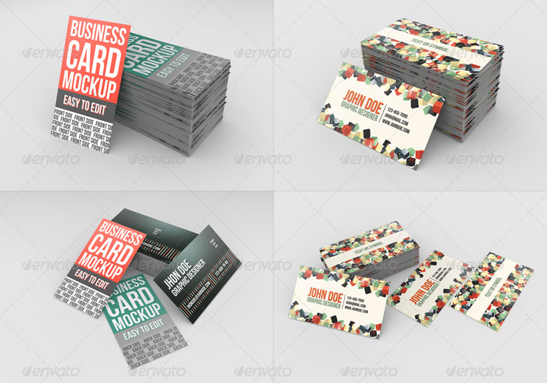 40 really creative business card templates webdesigner depot realistic business card mockup 7 cardmockup35 colourmoves