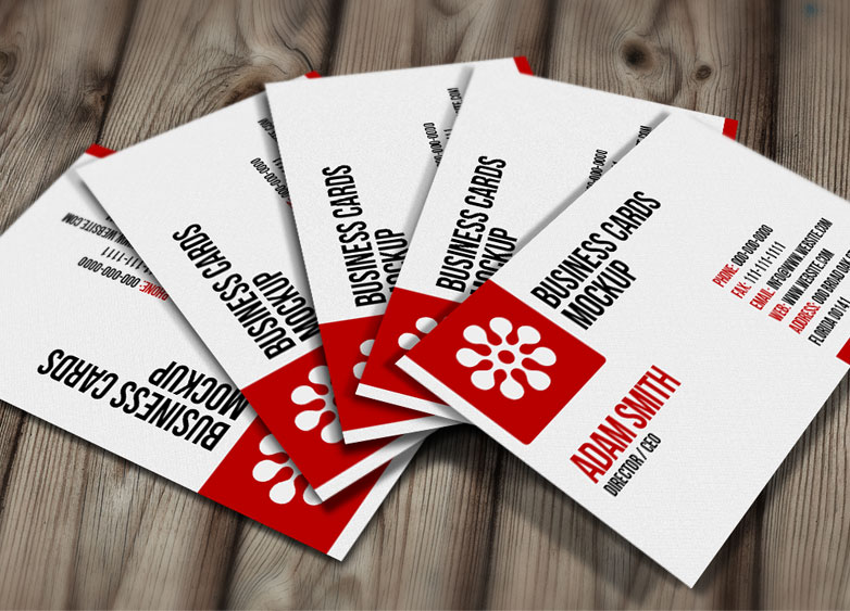 40 really creative business card templates webdesigner depot cardmockup5 colourmoves