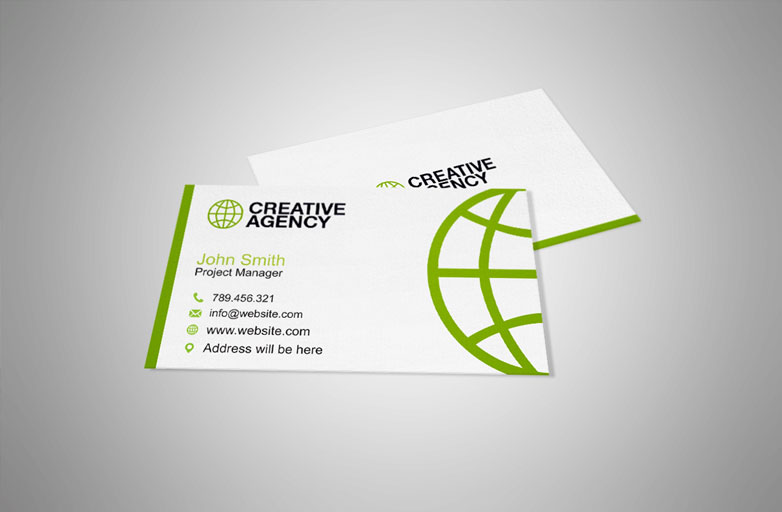 40 really creative business card templates webdesigner depot free business card mockup free colourmoves