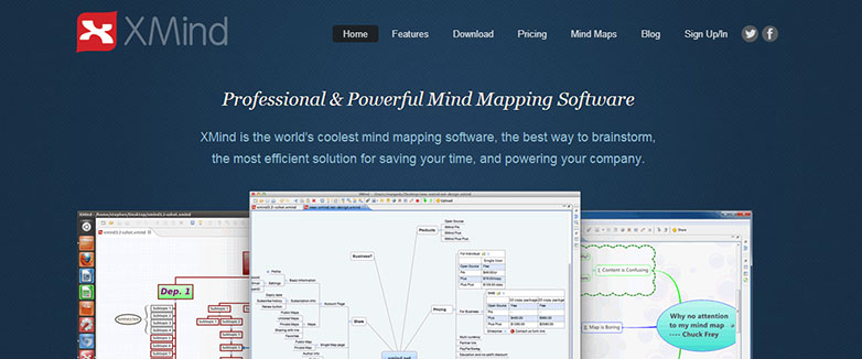 30 essential ux tools webdesigner depot 01 xmind ccuart Choice Image