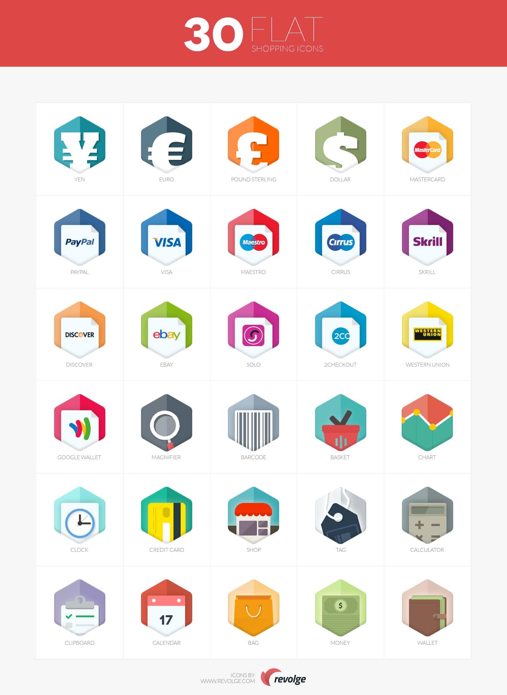 30-flat-icons