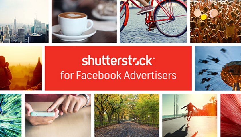 Facebook and Shutterstock giving advertisers more options