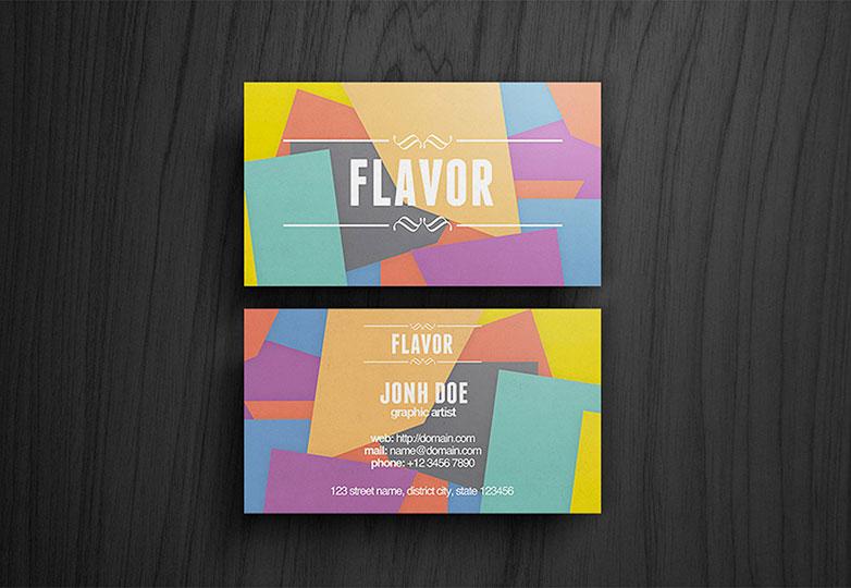 flavor-card