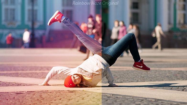 rainbow-haze