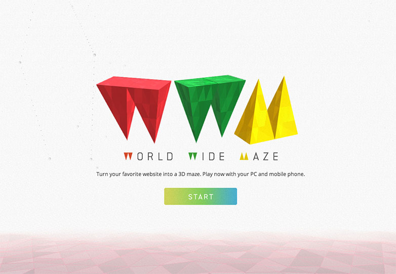 13.-Chrome-World-Wide-Maze