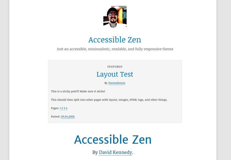 accessible-zen