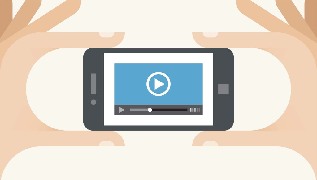 How to play video with HTML5