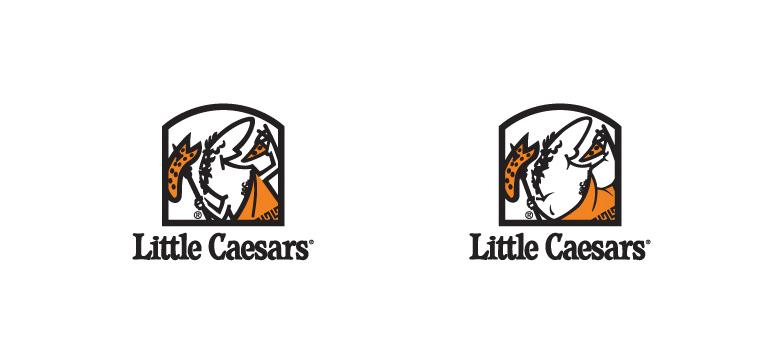 Little Ceaser's Fat Logo