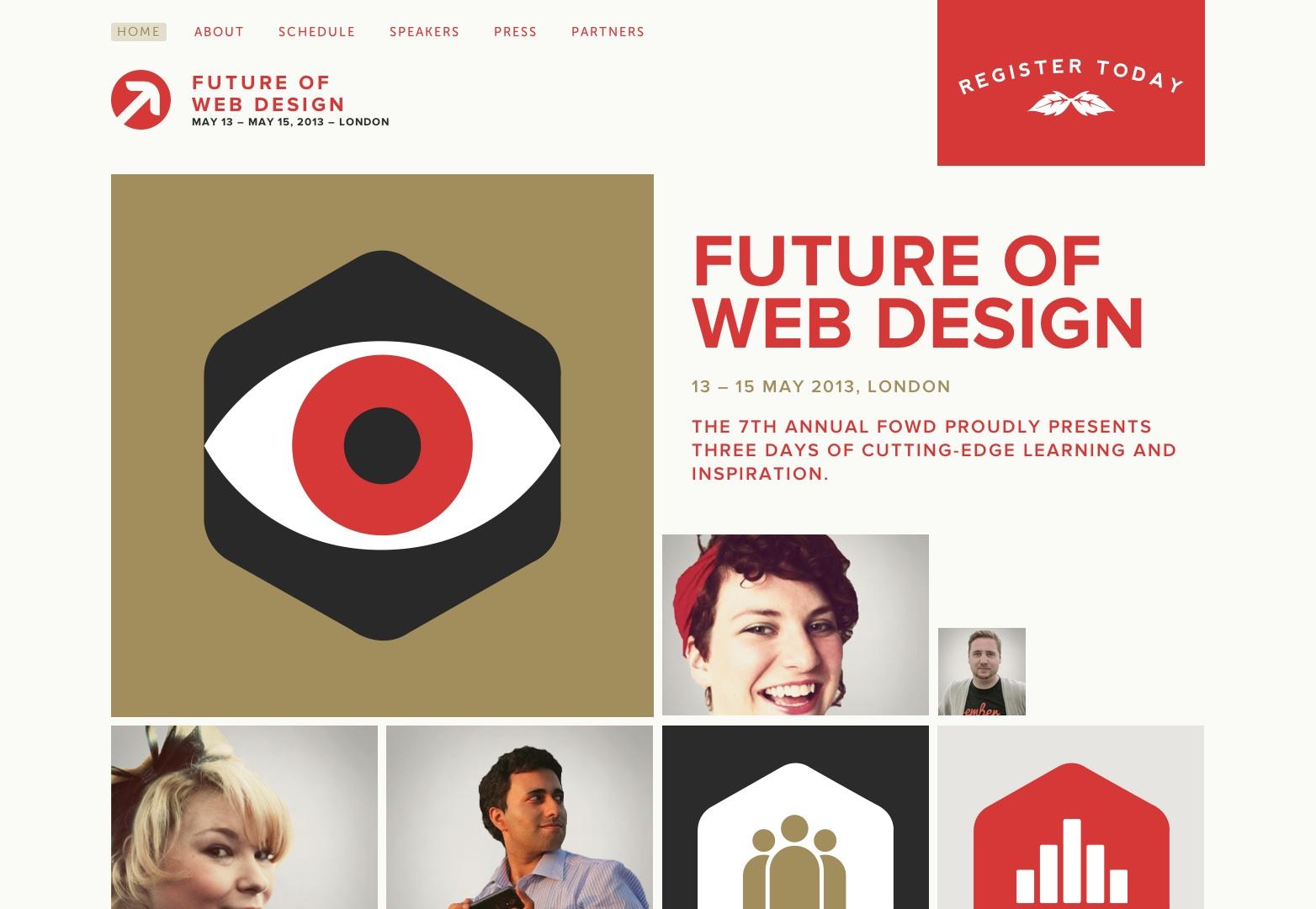 Future of Web Design 2013