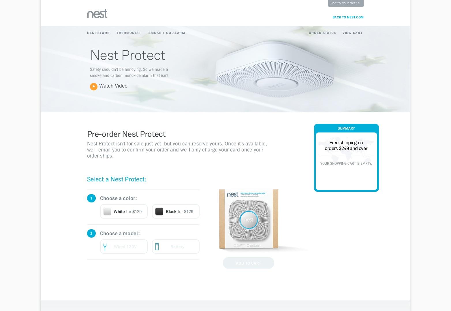 Nest Protect | Nest