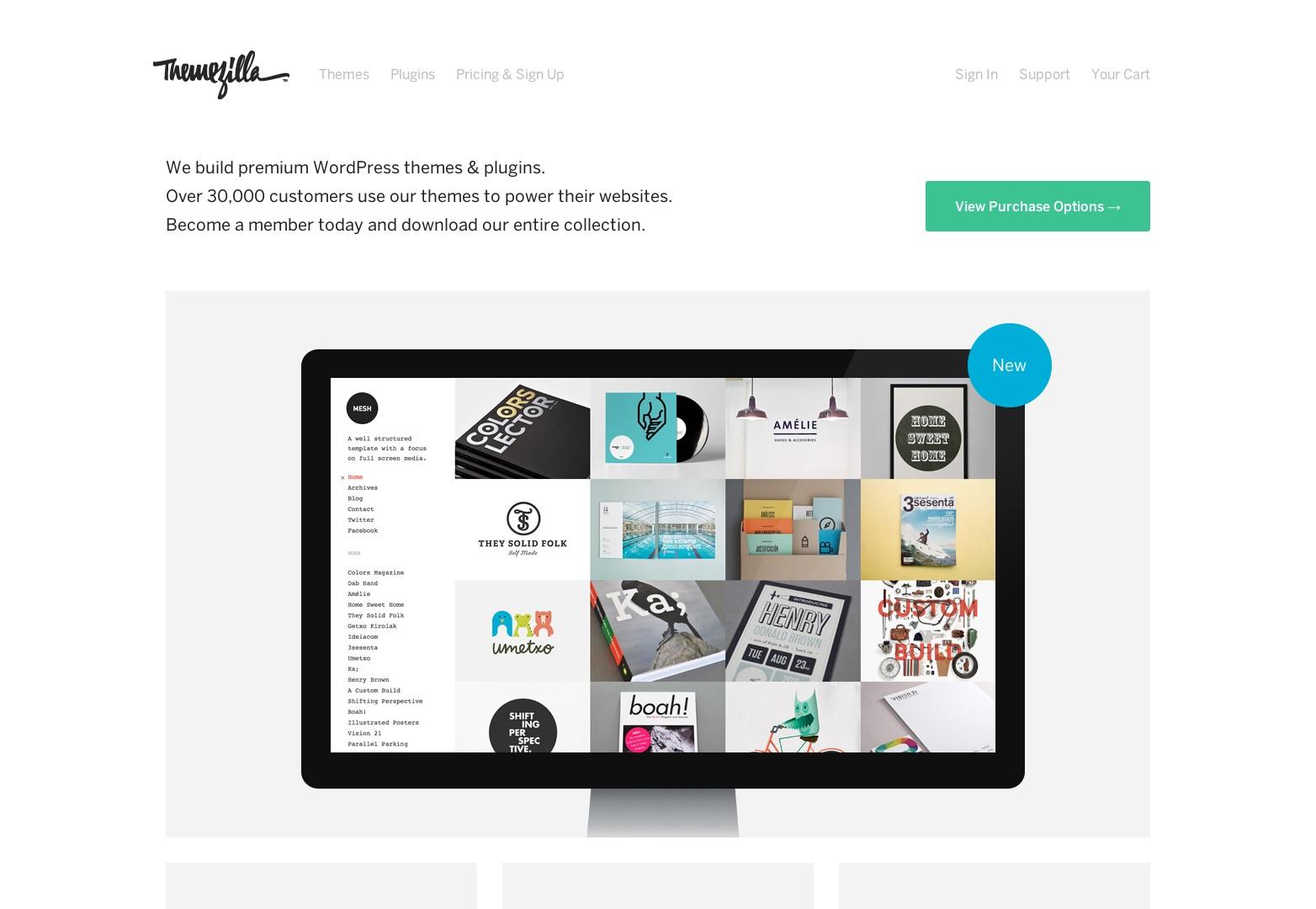 Premium WordPress Themes | ThemeZilla