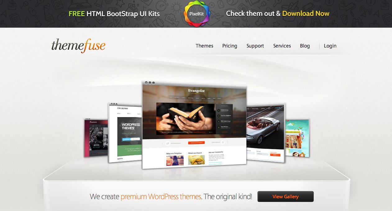 Premium WordPress Themes and WordPress Templates | ThemeFuse copy
