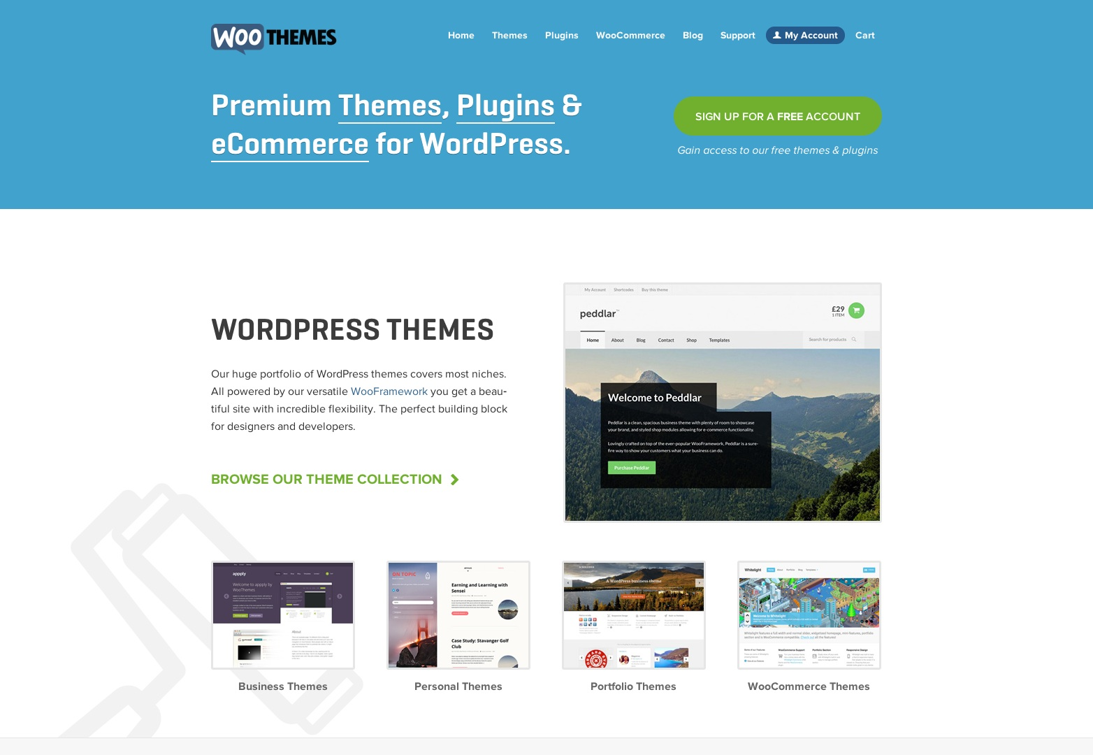 WooThemes | Premium WordPress Themes & Plugins