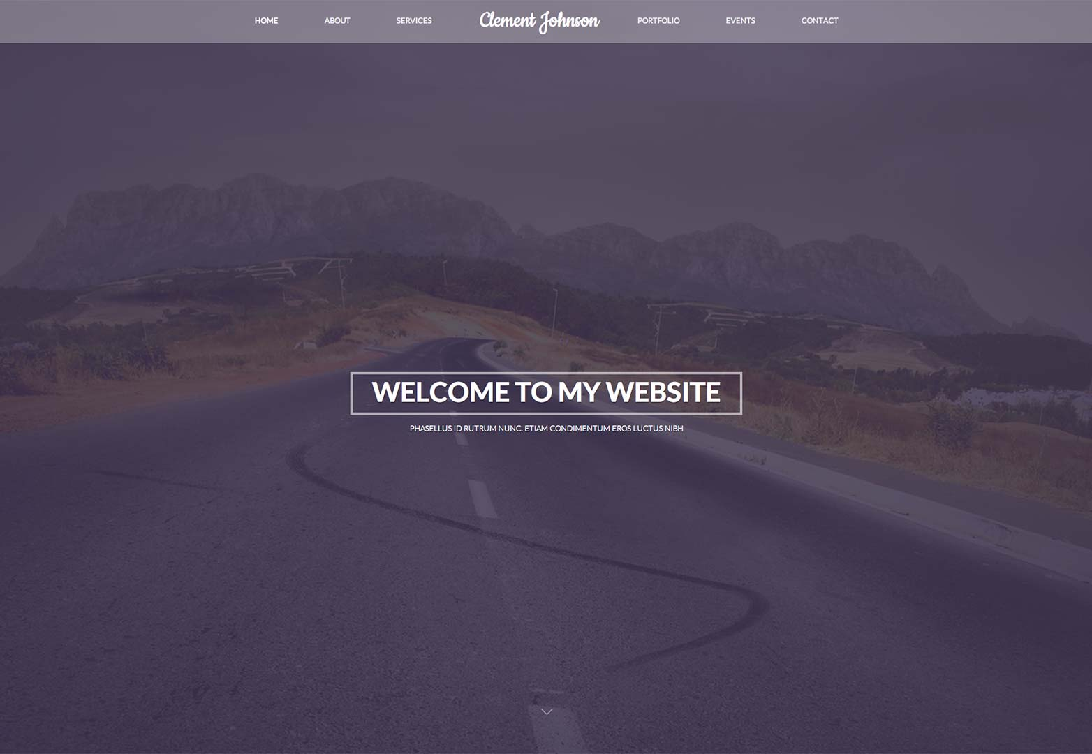 Deal Of The Week Premium Responsive Onepage HTML Templates - Html welcome page template