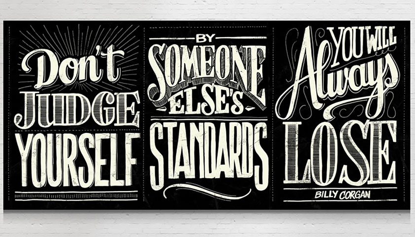 12 Inspirational Hand Lettering Projects