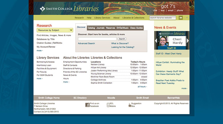 smith_college_libraries