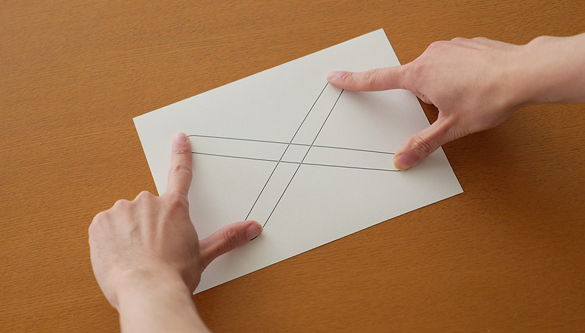 Japanese duo create interactive prints
