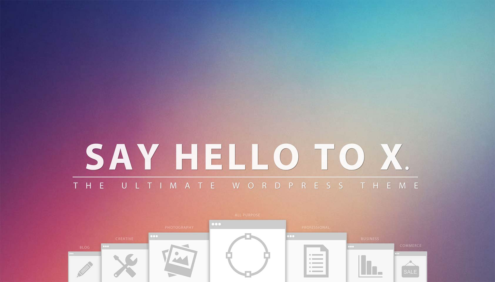 Giveaway: win a copy of the amazing new X theme