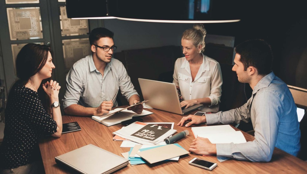 The trick to pitching a design without striking out