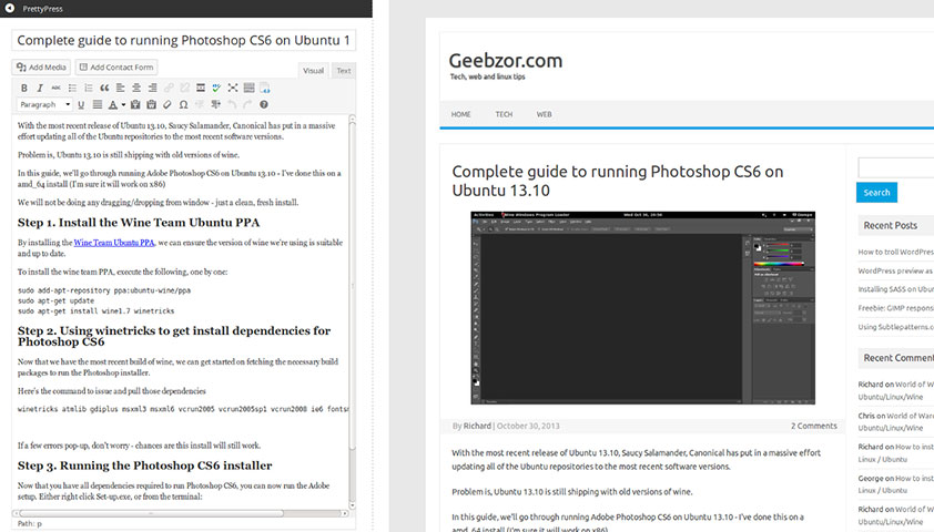 3 post editing alternatives to perfect your WordPress workflow