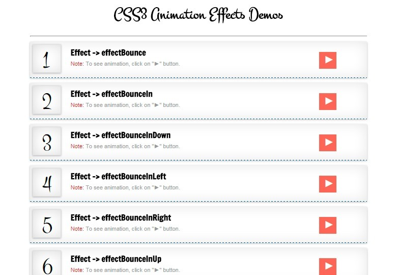 55-css3-animation-effects-demos