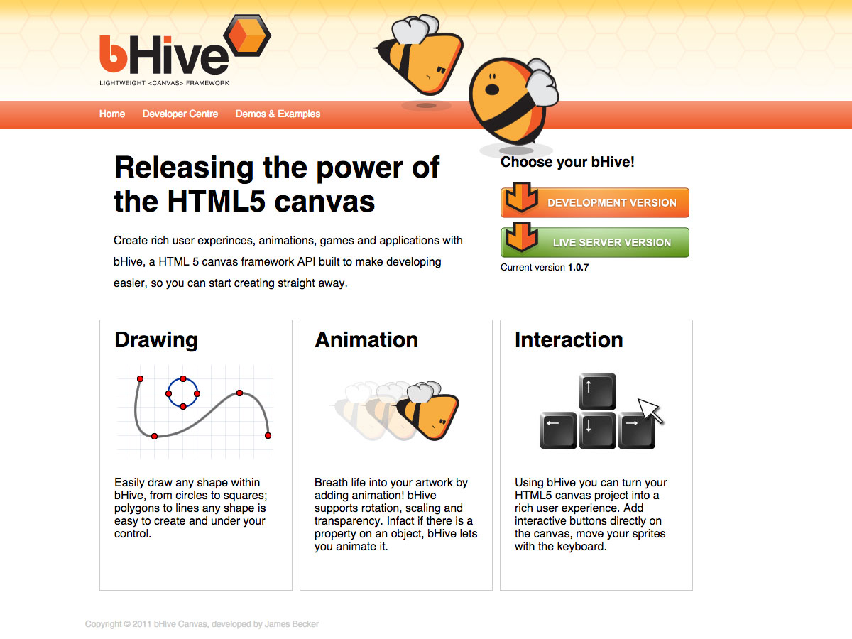 25+ resources for succeeding with HTML5 canvas | Webdesigner