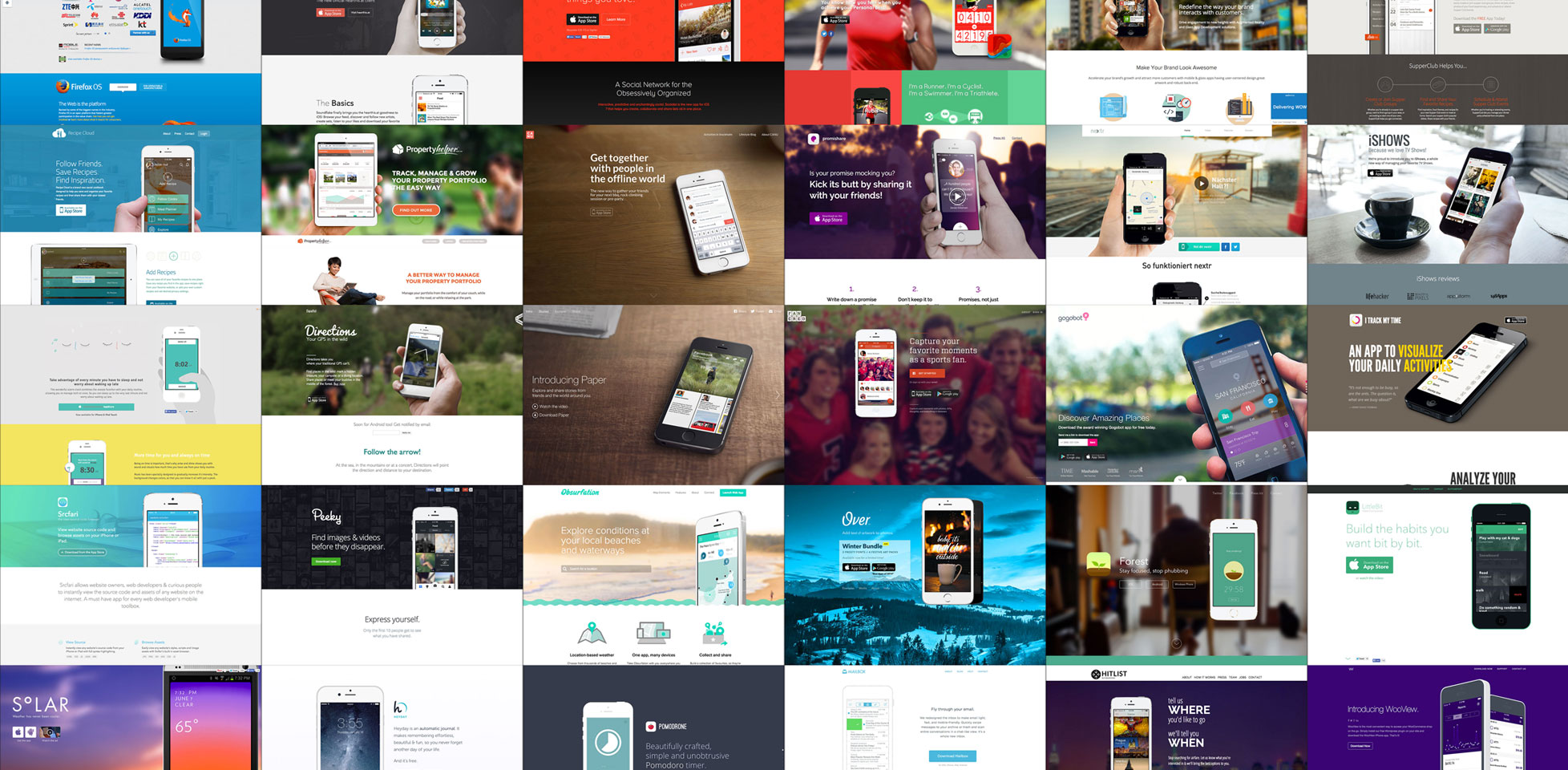 Are design patterns destroying web design?