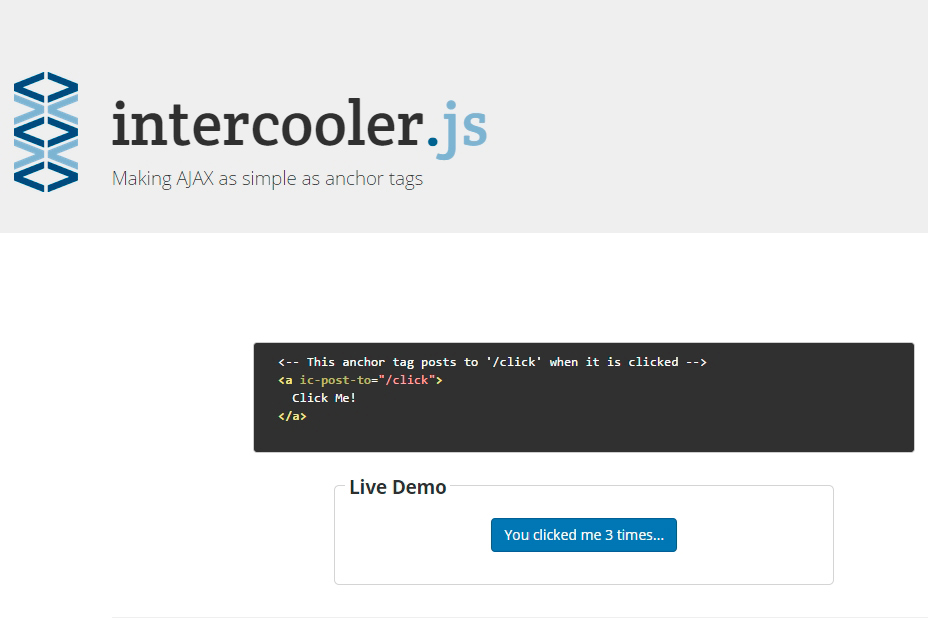 Intercooler.js