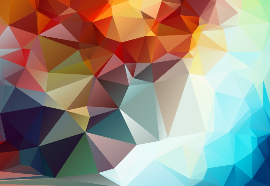 Low Poly Backgrounds Bundle