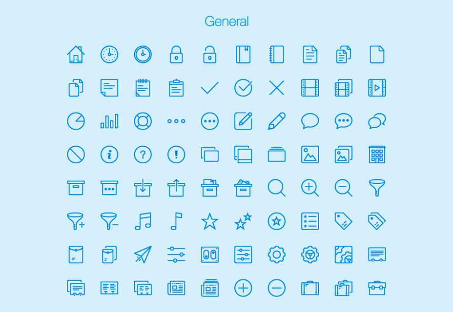 Lynny Vector Icons