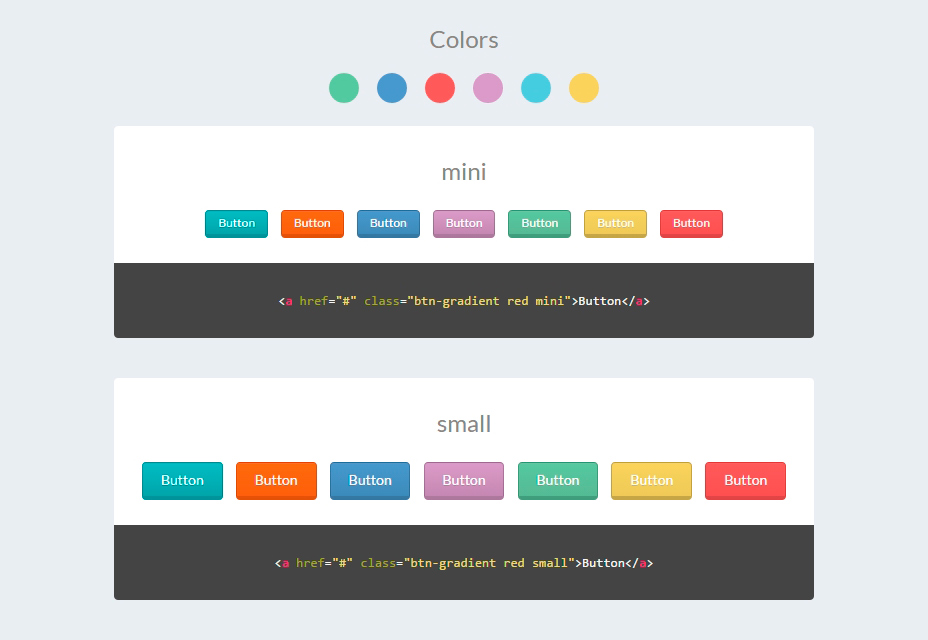 More Than 50 CSS Button Designs