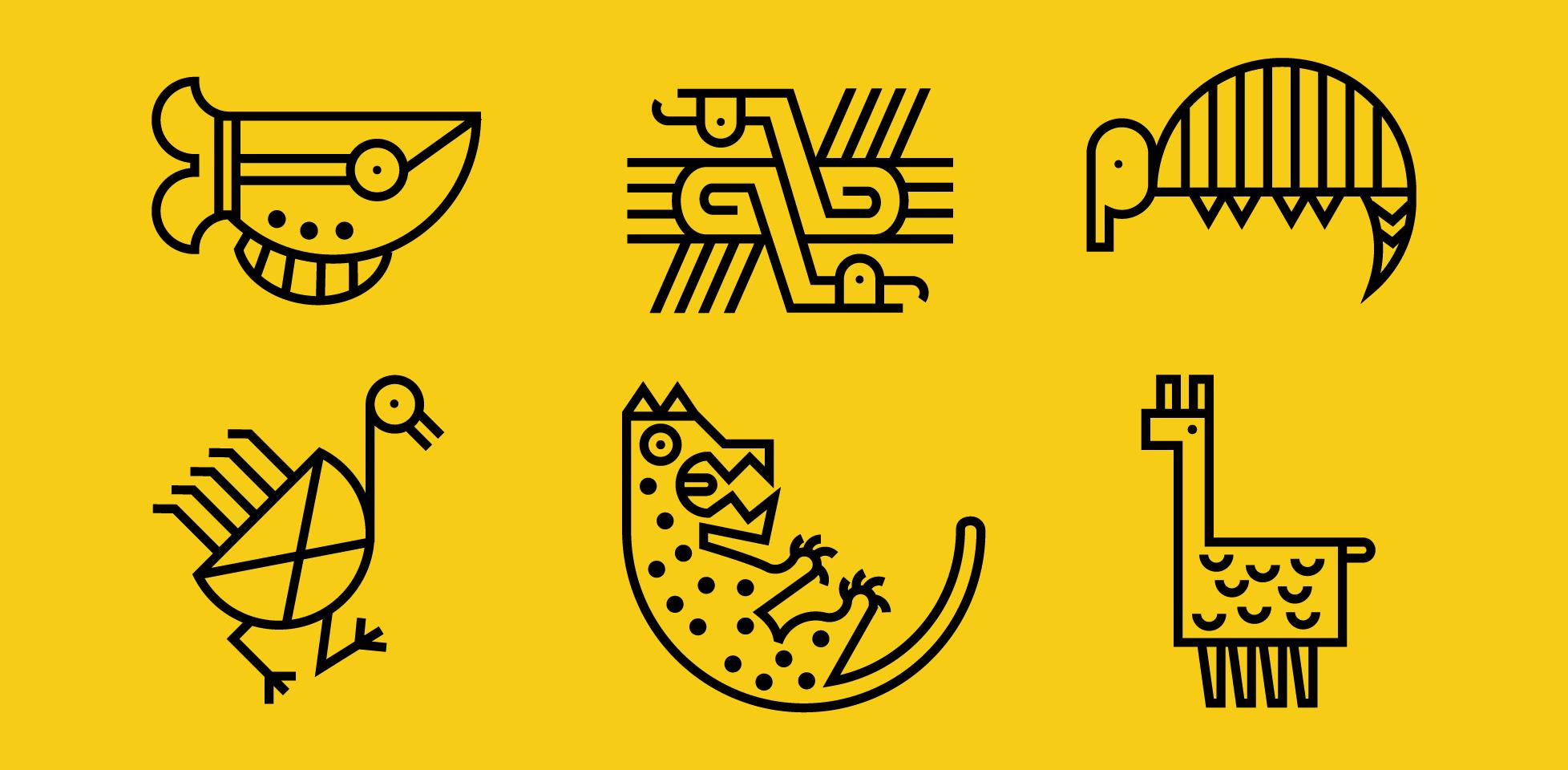 40 best free icon sets, Spring 2015   Webdesigner Depot