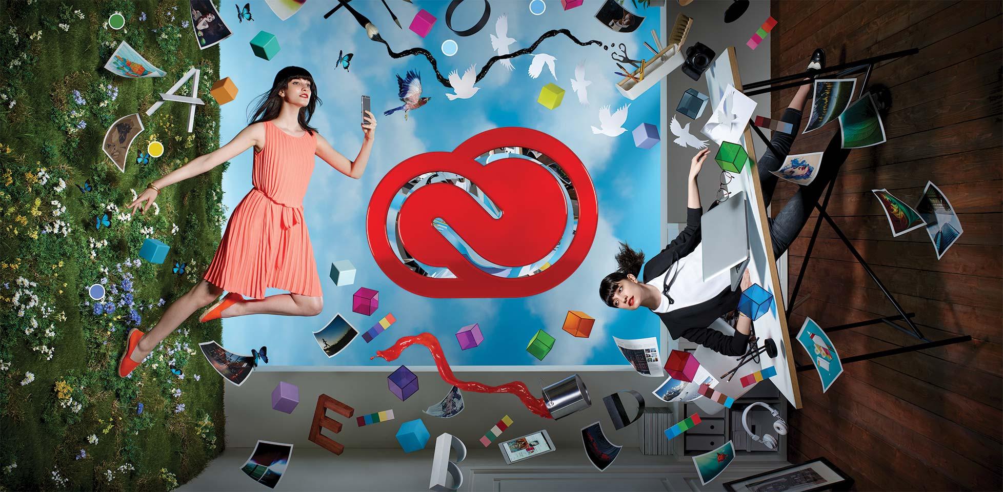 Adobe releases major Creative Cloud update