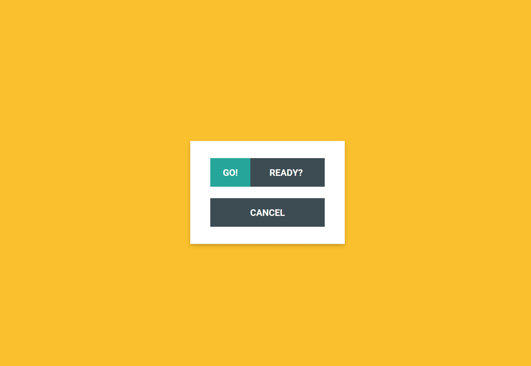 Material Button Hover Effect Snippet