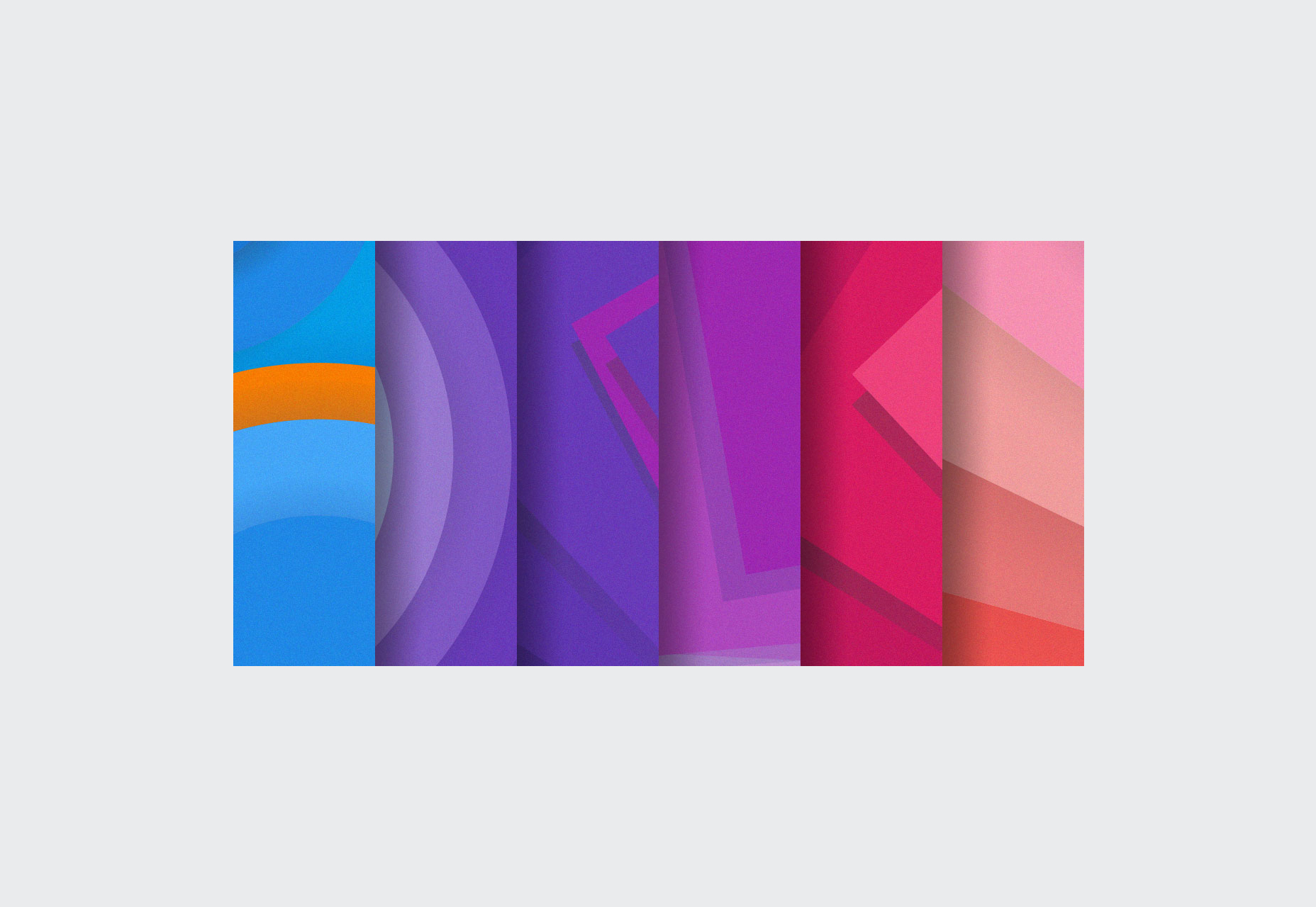 Free Set of 30 Material Design Backgrounds