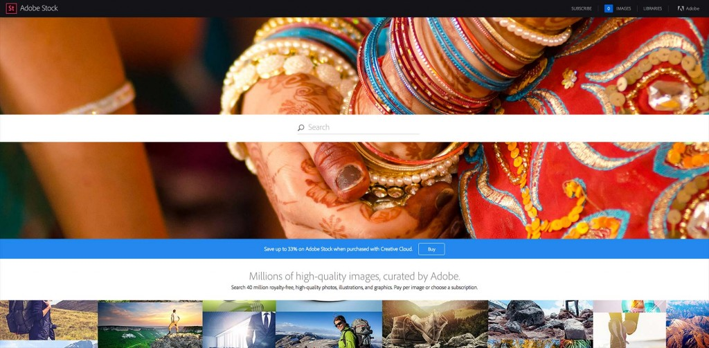 Adobe Stock: shaking up the stock content market